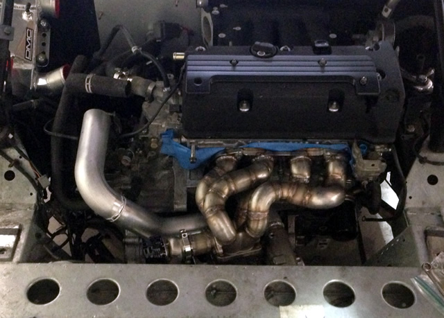 Manifold Destiny: This Changes Everything – Honda K20 Lotus